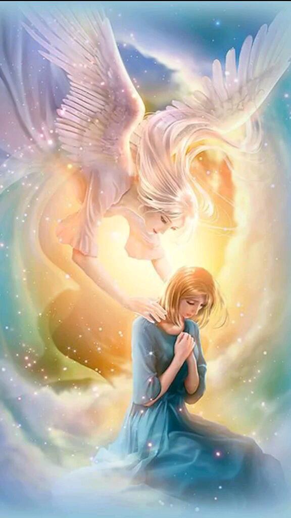 Картинки защити меня ангел