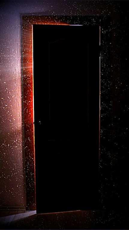 Гифка дверь в другой мир блесна